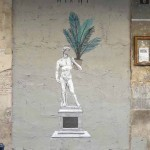 "Escif ""Miami"" New Street Piece – Valencia, Spain"