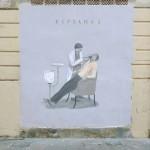 "Escif ""Reforms"" New Street Piece – Valencia, Spain"