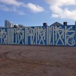 RETNA New Mural In Miami