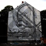 Sten Lex New Mural For CityLeaks '13 – Cologne, Germany