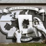Dome New Mural For Positive Propaganda – Munich, Germany