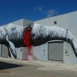 ROA New Mural In Miami