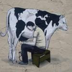 "Escif ""World Order"" New Mural In Valencia, Spain"