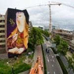 "INTI ""Creed"" New Mural For HRLN 2014 – Heerlen, Netherlands"