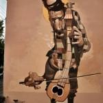 Stamatis Laskos New Mural – Volos, Greece