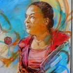 C215 New Street Portraits – Vitry, France