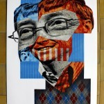 "Orticanoodles ""Portrait of Bill Gates"" New Edition Available Now"