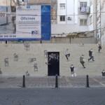 Escif x Hyuro New Mural In Valencia, Spain