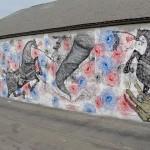 Andrew Schoultz New Street Art Mural For RVA Festival '13 In Richmond, USA