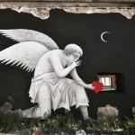 Fikos Antonios New Mural – Athens, Greece
