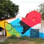 "Elian ""Imperfect Circle"" New Mural – Cordoba, Argentina"