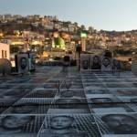 """JR """"Time Is Now, Yalla!"""" In Ramla, Bethlehem & Jaffa, Israel & Palestine"""