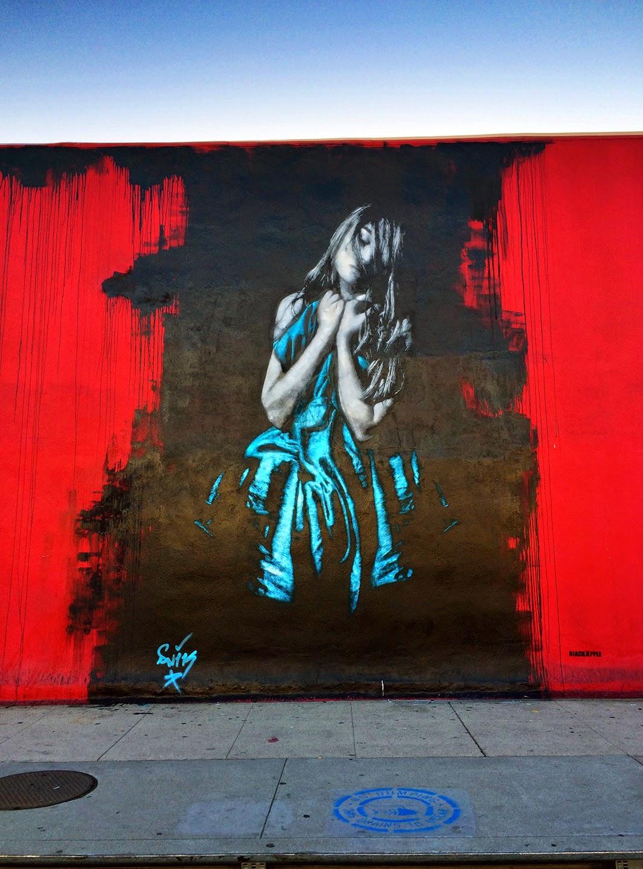 Snik New Street Pieces – Los Angeles, USA
