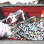 Malakkai, BRUSK x Gris1 (Da Mental Vaporz), Inti New Murals In Saint-Etienne, France