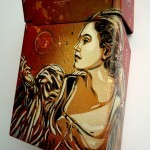 """C215 """"Smoke gets in your Eyes"""" San Francisco Show Preview"""