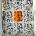 "RAE x StreetArtNews ""Gussy'd Up"" Print Giveaway"