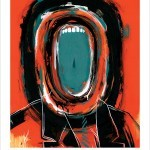 """Dave Kinsey """"The Scream"""" New Print Available 7th April"""