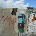 Cranio New Street Pieces In Sao Paulo, Brazil