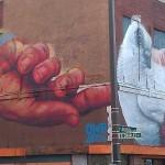 Gaia New Mural In Baltimore