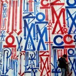 RETNA New Mural In NYC