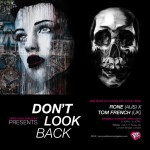 "RONE x Tom French ""Don't Look Back"" New London Show April 26th"