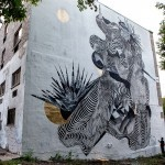 2501 New Mural – Montreal, Canada