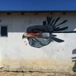 Gaia New Street Piece In Khayelitsha, South Africa
