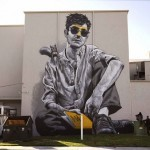 "MTO ""Florida, Mon Amour…"" New Mural – Sarasota, USA"
