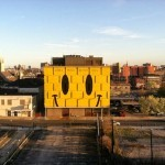 "Escif ""Looks Much Better Now"" New Mural For OWB2 – Baltimore, USA"