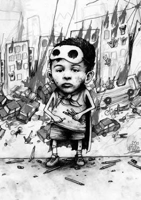 Dran '1984' Print Available