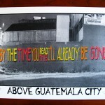 """Above """"Guatemala City"""" New Print Available Now"""
