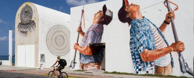 Final recap of Sea Walls: Murals for Oceans