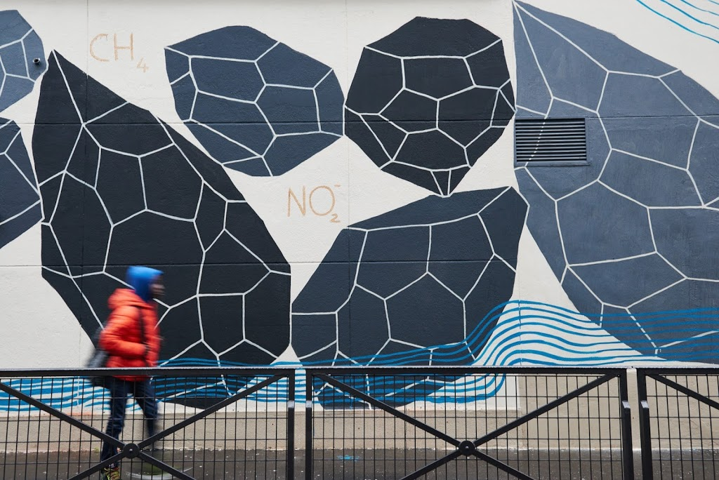 """Climate 01"" a project by Andreco in Paris, France"