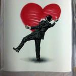 "Nick Walker ""Love Vandal"" New Print Available Soon"