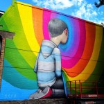 Seth New Mural – Montreal, Canada