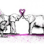 """Mr. Brainwash """"Keep A Child Alive"""" New Charity Print Available Now!"""