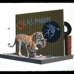 """Josh Keyes """"The Cerberus Project"""" New Print Lottery and Release Info"""