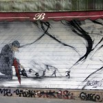 Nick Walker x SheOne New Murals In Paris