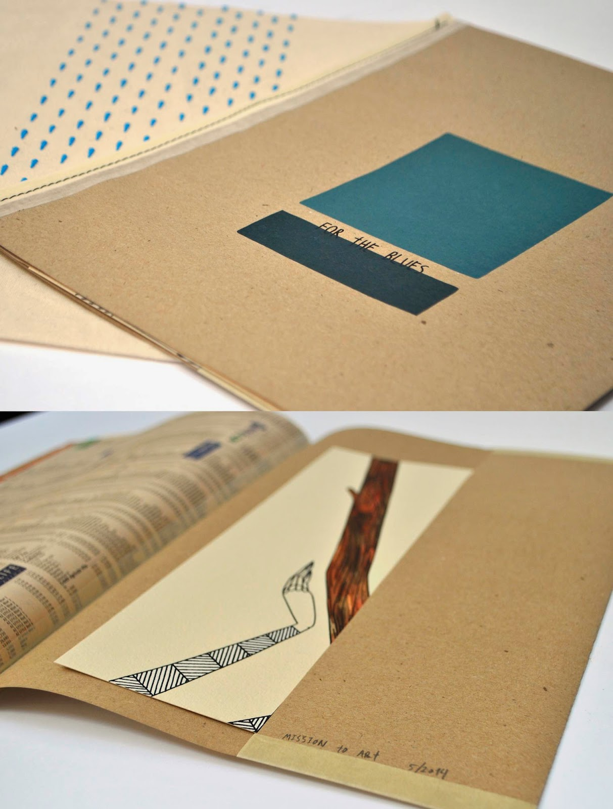 "Know Hope ""For The Blues"" Limited Edition Hand-Made Zine And Screen Print – Available June 30th"