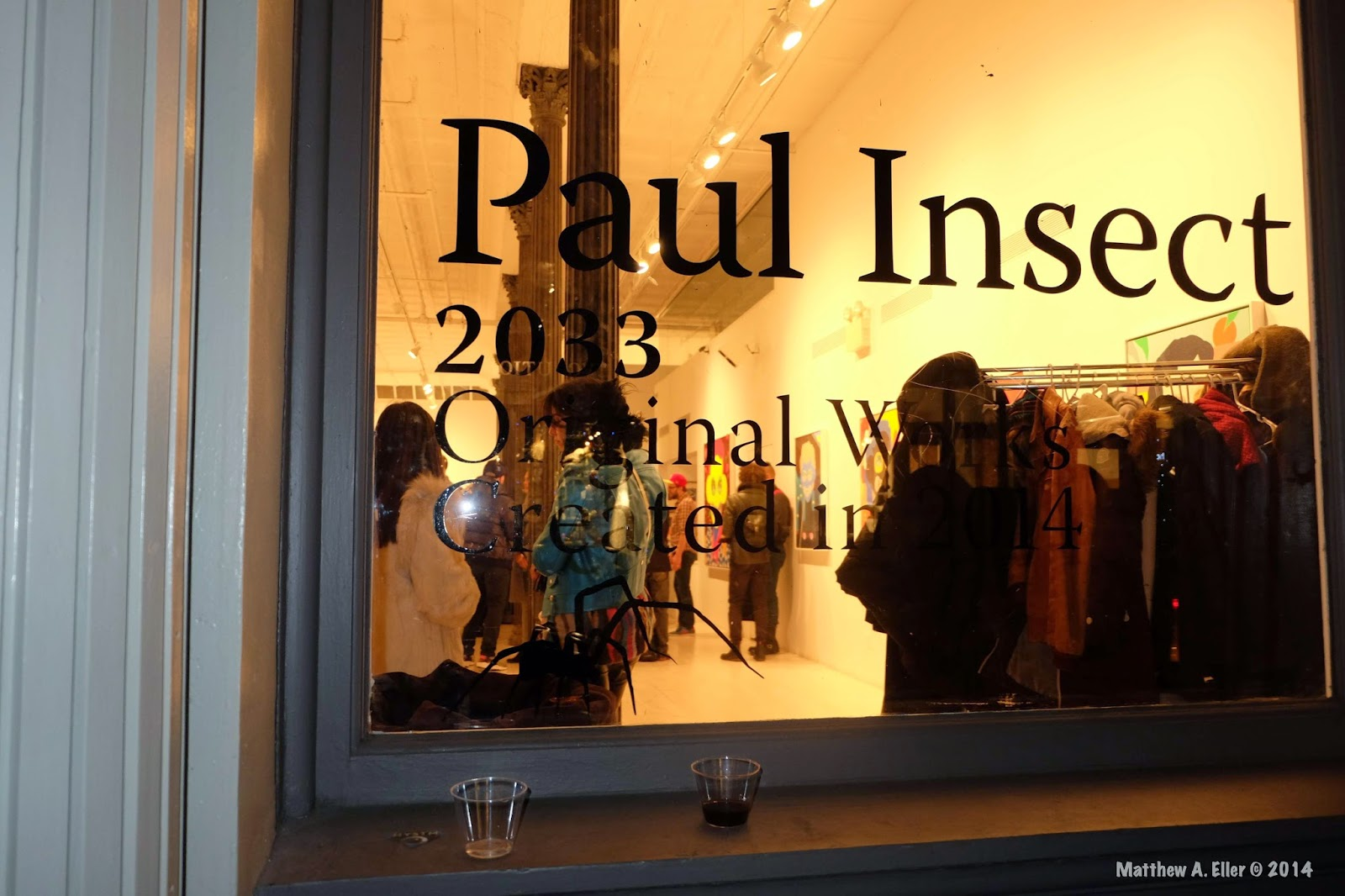 """Coverage: Paul Insect """"2033 Original Works"""" Exhibition @ NYC's Allouche Gallery"""