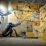 """Showing: Phlegm """"The Bestiary"""" @ London's Howard Griffin Gallery"""