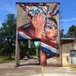 Ever New Mural For Bien Urbain '14 – Besancon, France