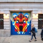"""Home"", a new mural by REKA in New York City"