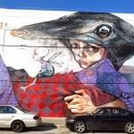 Art Basel '14: Herakut paints a massive mural in Wynwood, Miami
