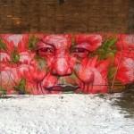"Gaia ""Kurema, Kureba, Kwiga"" New Mural – Baltimore, USA"