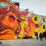 Bicicleta Sem Freio New Mural – Los Angeles, USA (Part I)