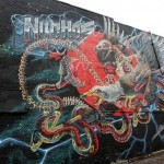 Mural '15: Nychos paints a massive piece in Montreal, Canada