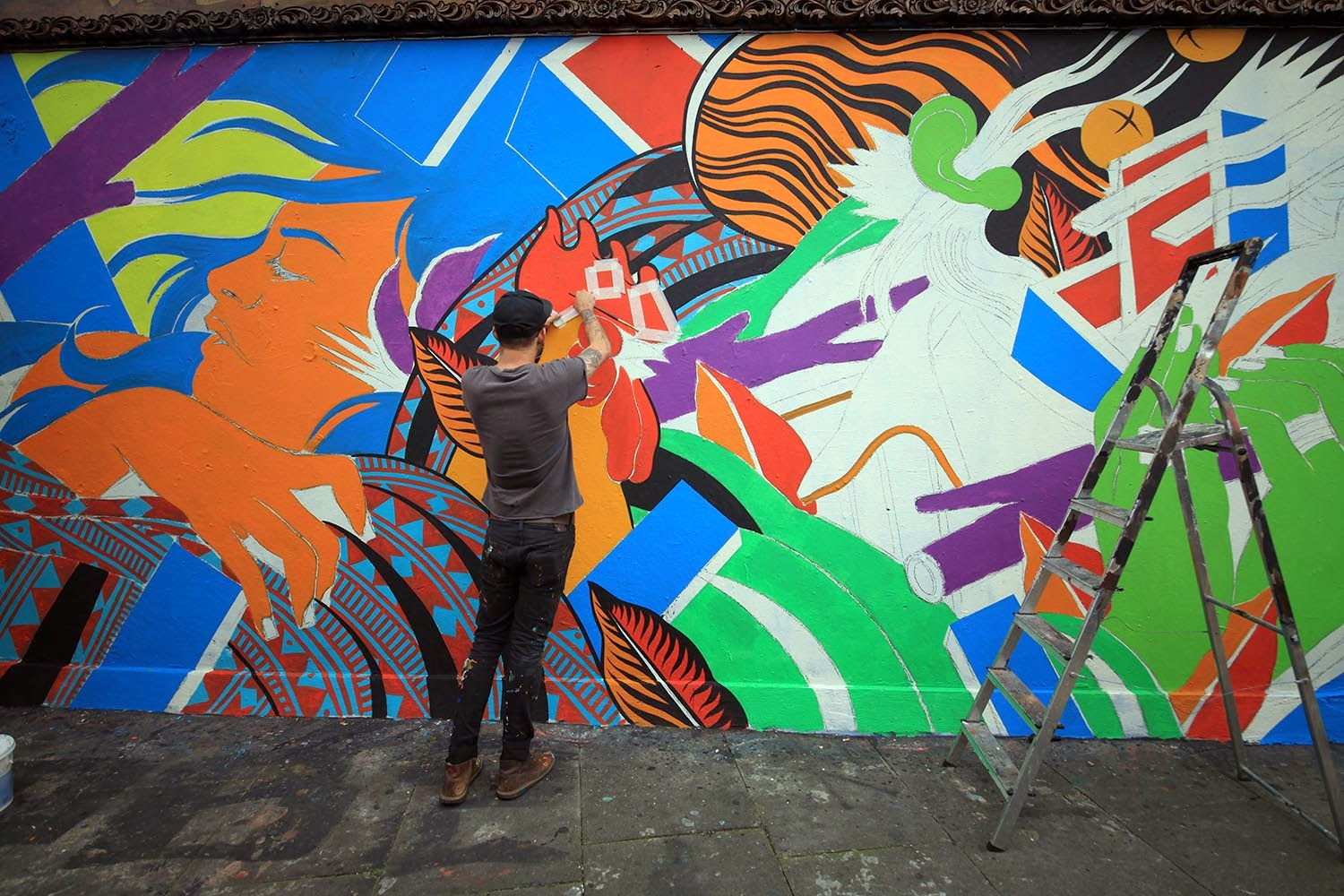 Bicicleta Sem Freio Work In Progress – London, UK