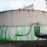 "Ludo ""Decoration"" New Street Art – Paris, France"