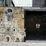 Swoon New Street Piece – London, UK